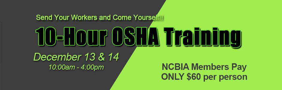2017 OSHA Training